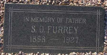 FURREY, SOLOMON O. - Maricopa County, Arizona | SOLOMON O. FURREY - Arizona Gravestone Photos