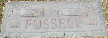 FUSSELL, BLANCH L. - Maricopa County, Arizona | BLANCH L. FUSSELL - Arizona Gravestone Photos