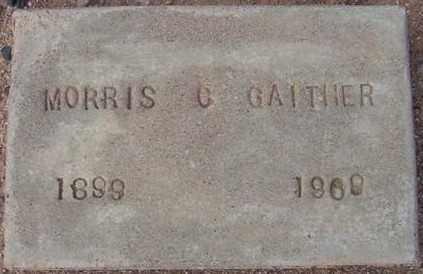 GAITHER, MORRIS C. - Maricopa County, Arizona | MORRIS C. GAITHER - Arizona Gravestone Photos