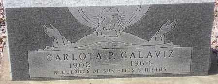GALAVIZ, CARLOTA P. - Maricopa County, Arizona | CARLOTA P. GALAVIZ - Arizona Gravestone Photos