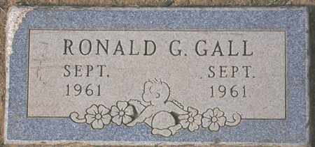 GALL, RONALD G. - Maricopa County, Arizona | RONALD G. GALL - Arizona Gravestone Photos