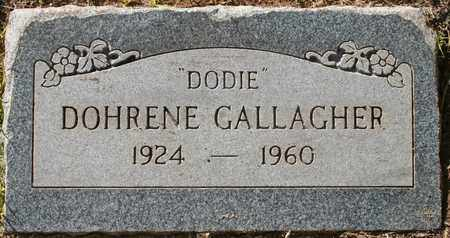 "GIFFORD GALLAGHER, DOHRENE ""DODIE"" - Maricopa County, Arizona 