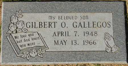 GALLEGOS, GILBERT O. - Maricopa County, Arizona | GILBERT O. GALLEGOS - Arizona Gravestone Photos