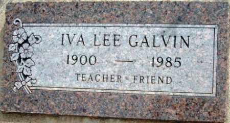 GALVIN, IVA LEE - Maricopa County, Arizona | IVA LEE GALVIN - Arizona Gravestone Photos