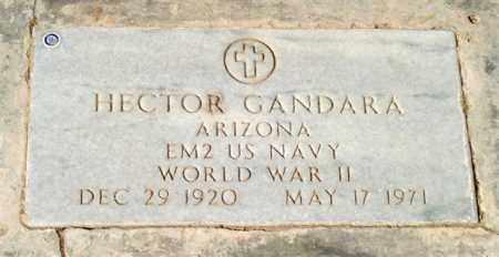 GANDARA, HECTOR - Maricopa County, Arizona | HECTOR GANDARA - Arizona Gravestone Photos