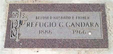 GANDARA, REFUGIO G. - Maricopa County, Arizona   REFUGIO G. GANDARA - Arizona Gravestone Photos