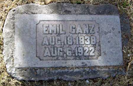 GANZ, EMIL - Maricopa County, Arizona | EMIL GANZ - Arizona Gravestone Photos
