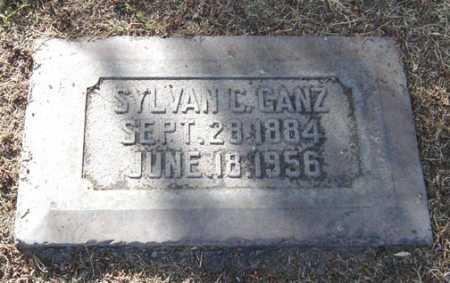 GANZ, SYLVAN C. - Maricopa County, Arizona | SYLVAN C. GANZ - Arizona Gravestone Photos