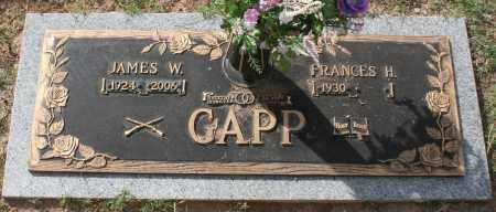 GAPP, JAMES W. - Maricopa County, Arizona | JAMES W. GAPP - Arizona Gravestone Photos