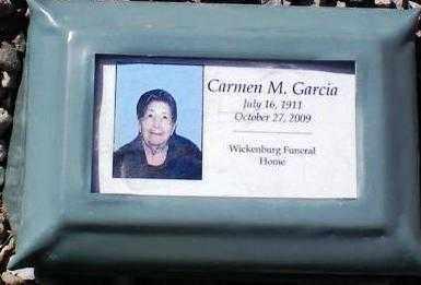 GARCIA, CARMEN - Maricopa County, Arizona | CARMEN GARCIA - Arizona Gravestone Photos