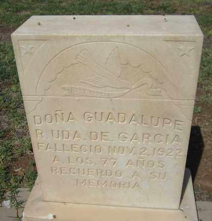 GUADALUPE GARCIA, DONA - Maricopa County, Arizona | DONA GUADALUPE GARCIA - Arizona Gravestone Photos