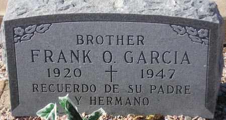 GARCIA, FRANK O. - Maricopa County, Arizona   FRANK O. GARCIA - Arizona Gravestone Photos