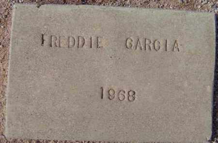 GARCIA, FREDDIE - Maricopa County, Arizona   FREDDIE GARCIA - Arizona Gravestone Photos