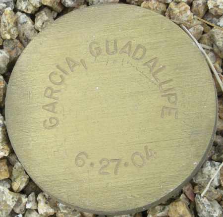 GARCIA, GUADALUPE - Maricopa County, Arizona | GUADALUPE GARCIA - Arizona Gravestone Photos