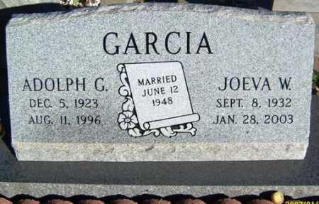 WAGNON GARCIA, JOEVA - Maricopa County, Arizona | JOEVA WAGNON GARCIA - Arizona Gravestone Photos