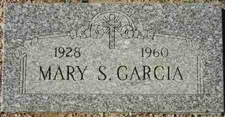 GARCIA, MARY S. - Maricopa County, Arizona   MARY S. GARCIA - Arizona Gravestone Photos