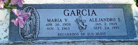 GARCIA, ALEJANDRO S. - Maricopa County, Arizona   ALEJANDRO S. GARCIA - Arizona Gravestone Photos