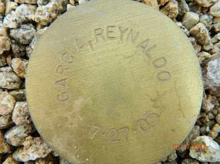 GARCIA, REYNALDO - Maricopa County, Arizona | REYNALDO GARCIA - Arizona Gravestone Photos