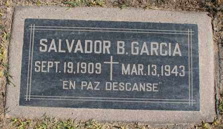 GARCIA, SALVADOR B - Maricopa County, Arizona | SALVADOR B GARCIA - Arizona Gravestone Photos