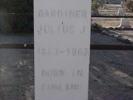 GARDINER, JOHN/ JULIUS  JAMES - Maricopa County, Arizona | JOHN/ JULIUS  JAMES GARDINER - Arizona Gravestone Photos