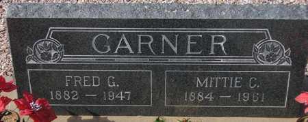 GARDNER, FRED G. - Maricopa County, Arizona   FRED G. GARDNER - Arizona Gravestone Photos