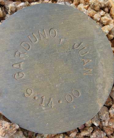 GARDUNO, JUAN - Maricopa County, Arizona   JUAN GARDUNO - Arizona Gravestone Photos