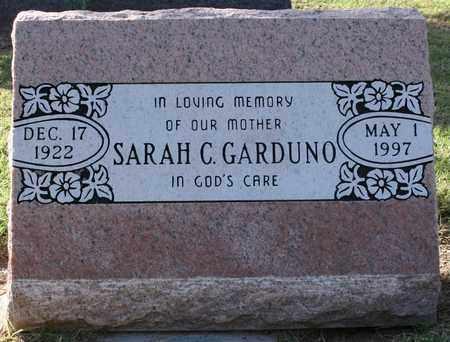 GARDUNO, SARAH C - Maricopa County, Arizona | SARAH C GARDUNO - Arizona Gravestone Photos