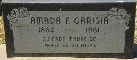 GARISIA, AMADA F. - Maricopa County, Arizona | AMADA F. GARISIA - Arizona Gravestone Photos