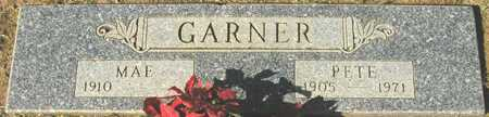 GARNER, PETE - Maricopa County, Arizona | PETE GARNER - Arizona Gravestone Photos