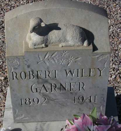 GARNER, ROBERT WILEY - Maricopa County, Arizona | ROBERT WILEY GARNER - Arizona Gravestone Photos