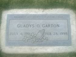 TIDWELL GARTON, GLADYS - Maricopa County, Arizona | GLADYS TIDWELL GARTON - Arizona Gravestone Photos