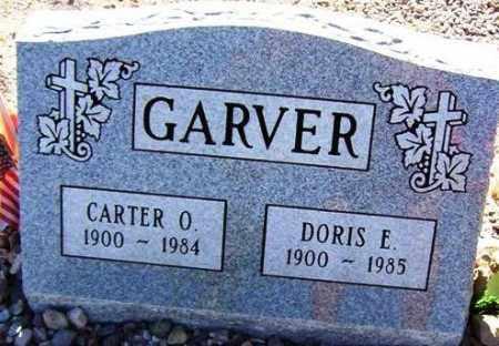 GARVER, DORIS E. - Maricopa County, Arizona | DORIS E. GARVER - Arizona Gravestone Photos