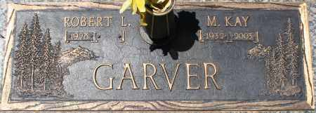GARVER, ROBERT L. - Maricopa County, Arizona   ROBERT L. GARVER - Arizona Gravestone Photos