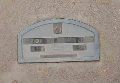 "GARVIN, JOHN PHILLIP ""JACK"" - Maricopa County, Arizona | JOHN PHILLIP ""JACK"" GARVIN - Arizona Gravestone Photos"