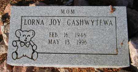 GASHWYTEWA, LORNA JOY - Maricopa County, Arizona | LORNA JOY GASHWYTEWA - Arizona Gravestone Photos