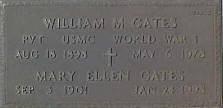 GATES, MARY ELLEN - Maricopa County, Arizona | MARY ELLEN GATES - Arizona Gravestone Photos