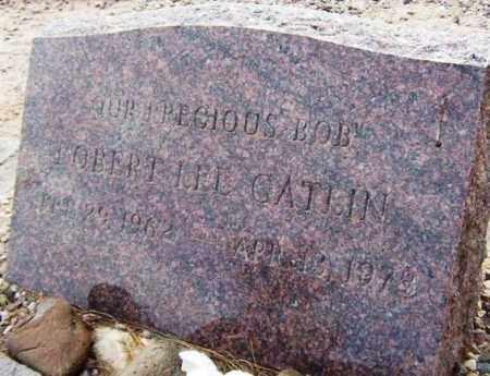 GATLIN, ROBERT LEE - Maricopa County, Arizona | ROBERT LEE GATLIN - Arizona Gravestone Photos