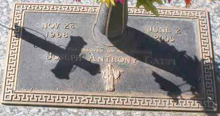 GATTI, JOSEPH ANTHONY - Maricopa County, Arizona | JOSEPH ANTHONY GATTI - Arizona Gravestone Photos