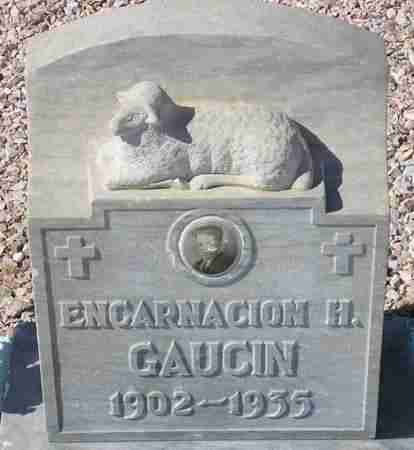 GAUCIN, ENCARNACION H. - Maricopa County, Arizona | ENCARNACION H. GAUCIN - Arizona Gravestone Photos