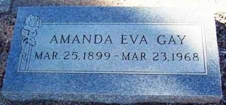 MADDOX GAY, AMANDA EVA - Maricopa County, Arizona | AMANDA EVA MADDOX GAY - Arizona Gravestone Photos