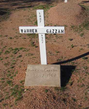 GAZZAM, WARREN - Maricopa County, Arizona | WARREN GAZZAM - Arizona Gravestone Photos