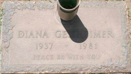 GEISHEIMER, DIANA - Maricopa County, Arizona | DIANA GEISHEIMER - Arizona Gravestone Photos