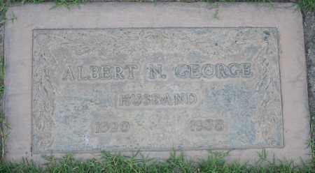 GEORGE, ALBERT NELSON - Maricopa County, Arizona | ALBERT NELSON GEORGE - Arizona Gravestone Photos