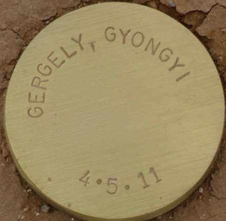 GERGELY, GYONGYI - Maricopa County, Arizona | GYONGYI GERGELY - Arizona Gravestone Photos