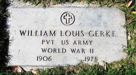 GERKE, WILLIAM LOUIS - Maricopa County, Arizona   WILLIAM LOUIS GERKE - Arizona Gravestone Photos