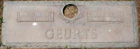 GEURTS, HARRIET L. - Maricopa County, Arizona | HARRIET L. GEURTS - Arizona Gravestone Photos