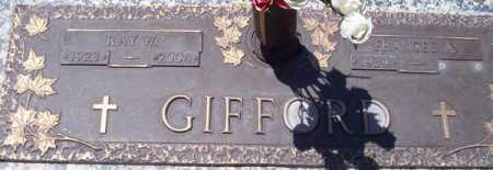 GIFFORD, FRANCES A. - Maricopa County, Arizona   FRANCES A. GIFFORD - Arizona Gravestone Photos