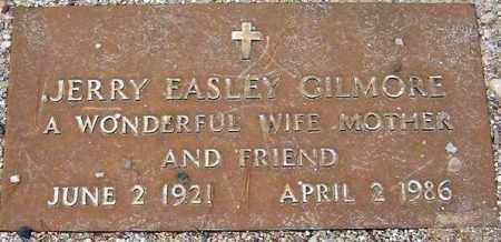 GILMORE, JERRY - Maricopa County, Arizona   JERRY GILMORE - Arizona Gravestone Photos