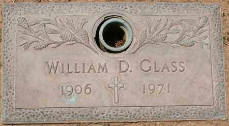 GLASS, WILLIAM D. - Maricopa County, Arizona | WILLIAM D. GLASS - Arizona Gravestone Photos