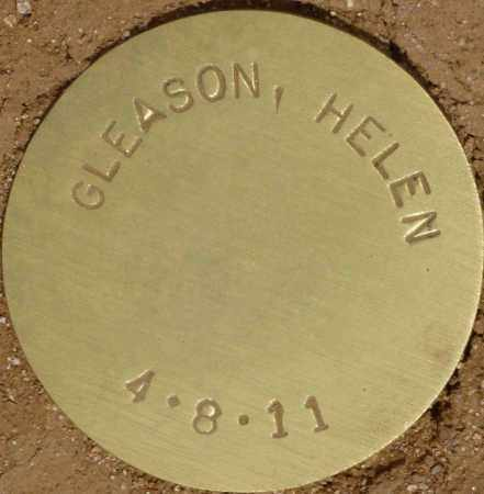 GLEASON, HELEN - Maricopa County, Arizona | HELEN GLEASON - Arizona Gravestone Photos